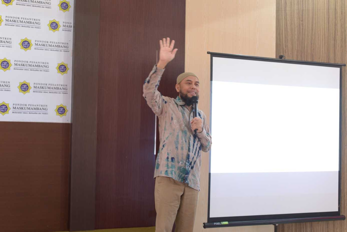 pelatihan SDM Maskumambang
